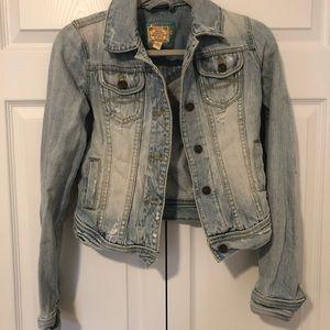 A&F Jean jacket